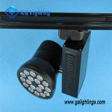 18w museum removable led tracking spotlight