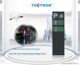 Tectron Parking LED Display / RGY Outdoor LED Display 2014