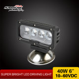 40W Spot Beam LED Offroad LED Work Lights Sm6400