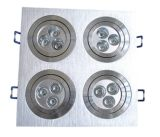 4X3w LED Ceiling Light/LED Recessed Light for Lighting