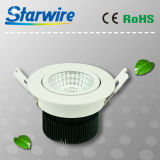 9W Recessed Lamp Ceiling Down Light LED Downlight (SW-CL09-A01)