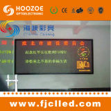 Three Color LED Display for Indoor Use