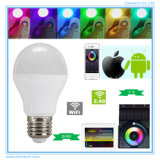 Dimmable WiFi Remote Control Multicolor LED Light Bulb