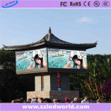 P16 Outdoor Fixed Fullcolor Advertising LED Display for Advertising