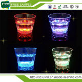2016 Hot Color Change Plastic Mug New Design LED Cup