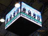 High Brightness 10mm Full Color LED Display for Stadium