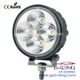 IP67 12W Round LED Work Light