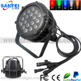 18X10W 4in1 IP65 Outdoor Stage LED PAR Light
