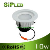 10W COB LED Down Light Recessed Round with CREE Chip