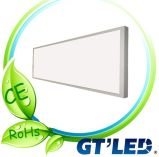 High Lumen 2x4 LED Panel Lights with CE, RoHS, EMC-Passed Driver