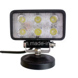 18W LED Work Light for Auto/Cars/Motor Vehicles (TR-1118)
