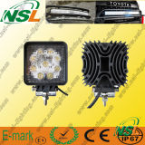 9PCS*3W LED Work Light, 27W Epsitar LED Work Light, Spot/Flood LED Work Light for Trucks.