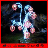 Flower Xmas Gifts Outdoor Christmas Decoration LED Holiday Light