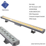 Wonderful Design 36*1W DMX LED Wall Washer