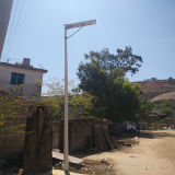 China Manufacturer All in One LED Integrated Solar Street Light with Motion Sensor (HXXY-ISSL-05-100) CE RoHS ISO IP68 Approved 5W-100W