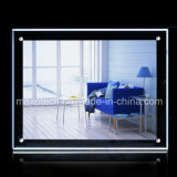 Desktop LED Acrylic Photo Frame Picture Light Box (CST01-A4L)