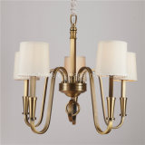 Simple Decorative Chandelier Lamp with CE Certificate (SL2156-5)