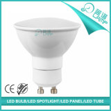5W GU10 LED Lamp White Aluminum House