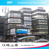 P10 Commercial Full HD LED Advertising Displays for Outdoor