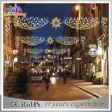 LED Street Motif Lights, Holiday Street Decoration Ball Lights