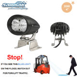 20W Us CREE White Spotlight LED Forklift Work Light (Sm6205)
