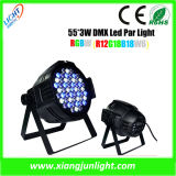 55X3w LED PAR Can Light for Disco Lighting, Event Services