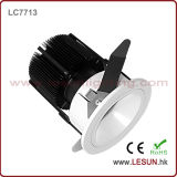 10W Interior Decoration COB LED Down Light for Shopping Mall (LC7713)