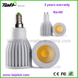 2013 New Design 5W GU10 COB LED Spotlight
