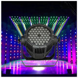 Hot LED 54*3W Waterproof Outdoor LED PAR Light for Sale