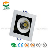8W COB Square LED Down Light with CE RoHS (LM-D6430-8)