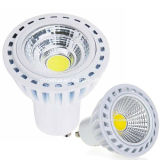 GU10 5W Aluminium COB LED Spotlight