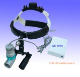 Bright Medical Instruments Binocular Magnigifer & LED Rechargeable Headlamp with EXW