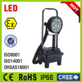 Hazardous Area Portable Battery LED Work Light