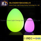 Rechargeable Multi-Color Table Lamp LED Egg Lamp