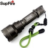 Multi-Function Strong Power LED Outdoor Torch Light