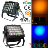 IP65 20*15W RGBWA UV 6in1 LED Stage Wash PAR Light