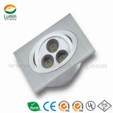 LED Ceiling Light 3*1W with CE RoHS (LM-K001A)