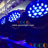 19*12W RGBW 4in1 LED Moving Head Effect Light Wash Zoom