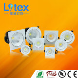 3W 6W 9W 16W 24wpkw Aluminium LED COB Down Light (LX435/9W)
