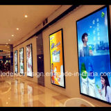 Advertising Aluminum Alloy Light Box with LED Display Board