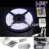 RGB LED Strip Light/ RGB LED Flexible Strip (HJM-SMD5050-60-12V)