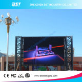 P10 Outdoor Full Color LED Display for Fixed Installation