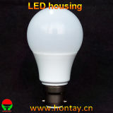 A60 9 Watt Lighting Fixture LED Bulb Cover Housing