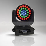 Circle Effect 37*9W 3in1 Full Color LED Moving Head Light