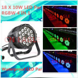 Outdoor Lighting 18 X 10W Waterproof LED PAR