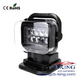 IP67 360 Degree Rotatable 50W CREE LED Search Light