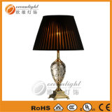 Black Shade LED Table Lamp, Crystal Table Light, Reading Lamp (OT6222)