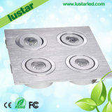 4W Recessed Glare Proof LED Ceiling Light