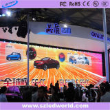 P6 Indoor Full Color LED Display Board for Car Exhibition