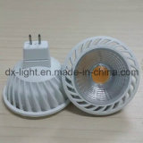 5W COB MR16/GU10 LED Spotlight